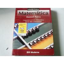 Matematica Volume Único Manoel Paiva 2005