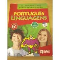 Livro Português 6º Ano - Linguagens 6ª Ed, 2012