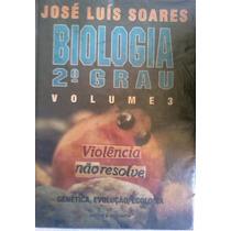 Jose Luis Soares Biologia 2ª Grau Vol 3 Genetica Evoluçao Ec
