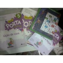 Livro - Matemática Porta Aberta - Frete 15,00