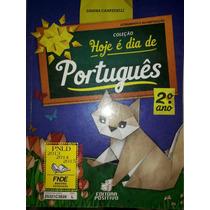 Livro: Hoje É Dia De Português E Matemática. 2°ano.