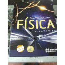 Livro De Física-volume Único - Ensino Médio- Editora Atual