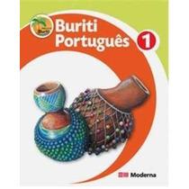 Projeto Buriti Português - 1 Ano - Editora Moderna Didático