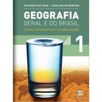 Geografia Geral E Do Brasil-editora Scipione