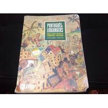 Livro De Portugues: Linguagens - Editora Atual - William Cer