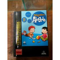 Livro: Matemática Com Alegria 1,2,3,4 E 5°ano Manual Do Prof