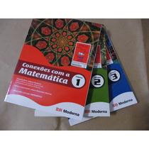 Coleção Conexões Com A Matemática 3 Volumes Com Respostas