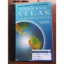 Moderno Atlas Geográfico Graça Maria Lemos A2