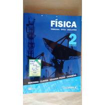 Livro Física Volume 2 Editora Ftd Bonjorno Clinton Casemiro