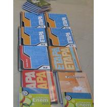 Livros Coleção Etapa Vestibulares
