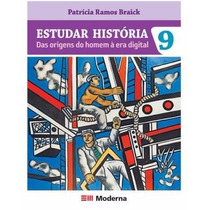 Livro Estudar História 9º Ano