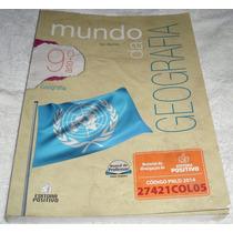 Mundo Da Geografia - 9º Ano - Igor Moreira - Frete Grátis