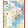 Mapa Brasil Império - Escola Geografia História Vestibular