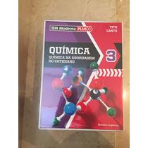 Livro Química - Química Na Abordagem Do Cotidiano Vol. 3