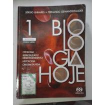 Biologia Hoje: Biologia 1 - Sergio Linhares - Frete Grátis