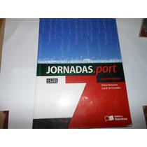 Jornadas Port Língua Portuguesa 7º Ano Livro Do Aluno - L7