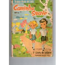 Cartilha Caminho Suave Original 1973