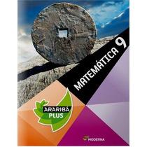 Livro Matemática 9 - Araribá Plus - 4a. Edição - Ed. Moderna