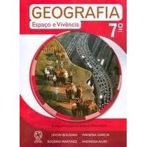 Livro Geografia 7 Ano Ensino Fundamental Espaço E Vivênci