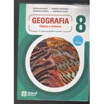 Livro Geografia Espaço E Vivência 8 5ª Ed. 2013 D7