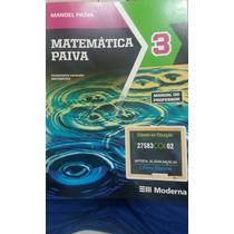 Livro Matemática -paiva Vol. Iii