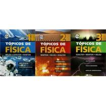 Pdf Coleção Tópicos De Física 1,2 E 3(com Resolução).