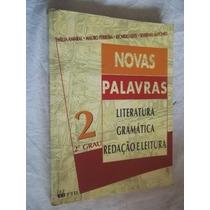 * Livro - Literatura Gramatica Redação E Leitura - Português