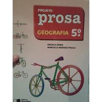 Projeto Prosa - Geografia - 5º Ano