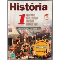Livro História Vol 1 Manual Do Professor.