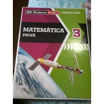 Livro * Moderna Plus Matemática 3º * - 2º Edição