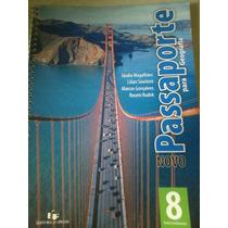 Livro Passaporte Para Geografia 8 Ano