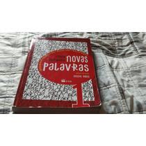 Livro Didático Língua Portuguesa Novas Palavras Edição 1