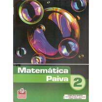 Livro Matemática 2 Manoel Paiva Ed Moderna 578 Páginas.