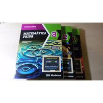 Coleção Matemática Paiva, 3 Volumes - Nova ( Livros Profº)