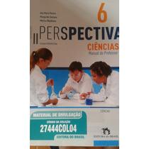 Livro Perspectiva Ciências 6°ano