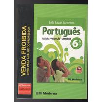 Livro Para O Professor Português 6º Ano Leila Lauar C1