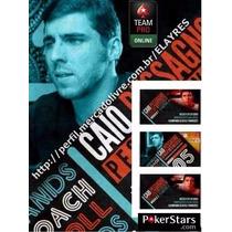 Curso Coach Caio Pessagno Chiconogue Poker Pokerstars Poquer