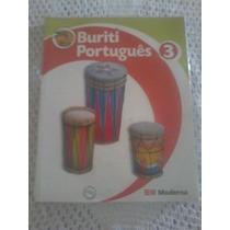 Livro Projeto Buriti Português 3° Ano Ensino Fundamental