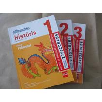 Coleção História Ser Protagonista 3 Volumes Prof 2ª Edição