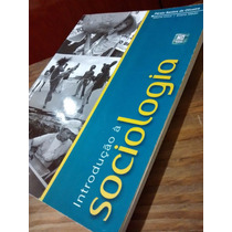 Livro Introdução A Sociologia - Médio - Semi-novo, Barato!