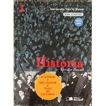 Livro História Geral Do Brasil 3 - Manual Do Professor.