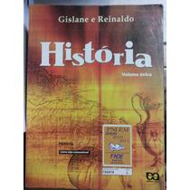 Livro: História Volume Único - Gislane E Reinaldo.