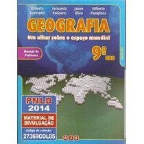 Geografia Um Olhar Sobre O Espaço Mundial - Do Professor