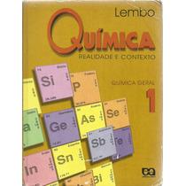 Livro - Química Realidade E Contexto, Lembo Vol 1.
