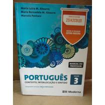 Portugues Contexto Interlocuçao Sentido 3 Abaurre Bom Estado
