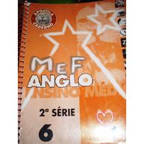 Anglo Ensino Médio 2ª Série 6 - Apostila Caderno