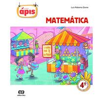 Projeto Ápis Matemática 4º Ano