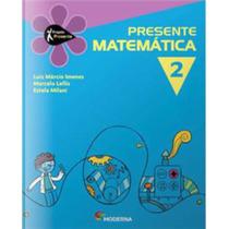 Presente Matemática - 2 Ano - Usado - Editora Moderna