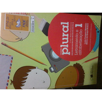 Livro Coleção Plural Letramento E Alfabetização Um