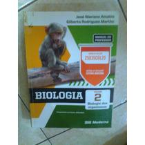 Livro Biologia - Vol 2 - Amabis E Martho